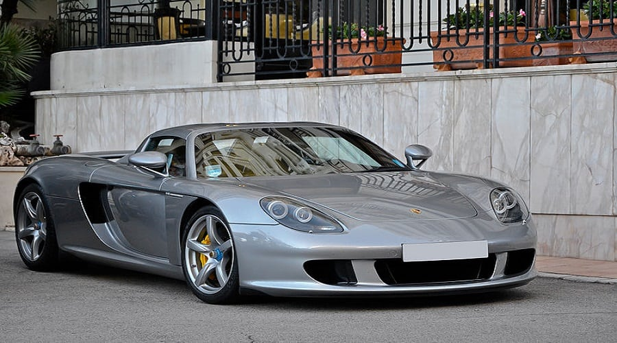 Porsche Carrera GT U003d $484,000