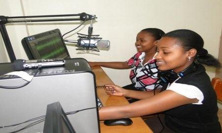 Campus Radio Studio