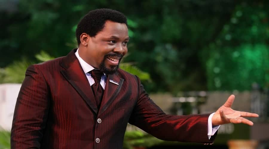 T.B Joshua of the Synagogue