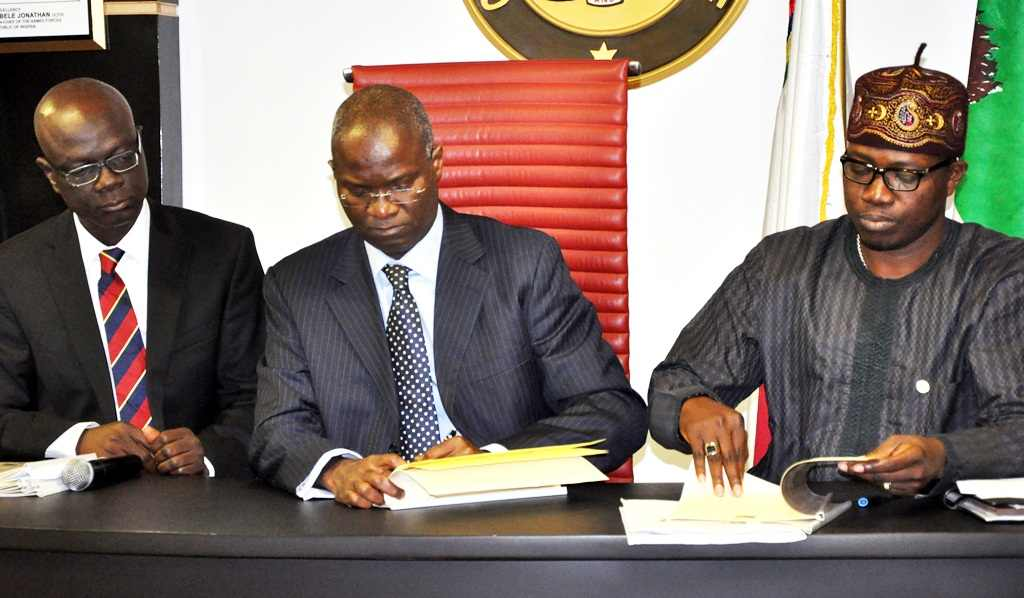 Fashola Babatunde Lagos State Governor Babatunde Raji Fashola Lagos