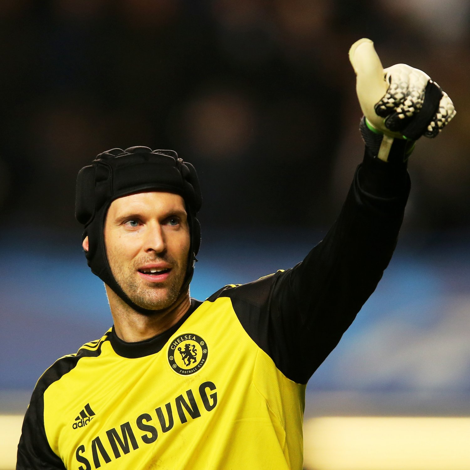 peter cech height