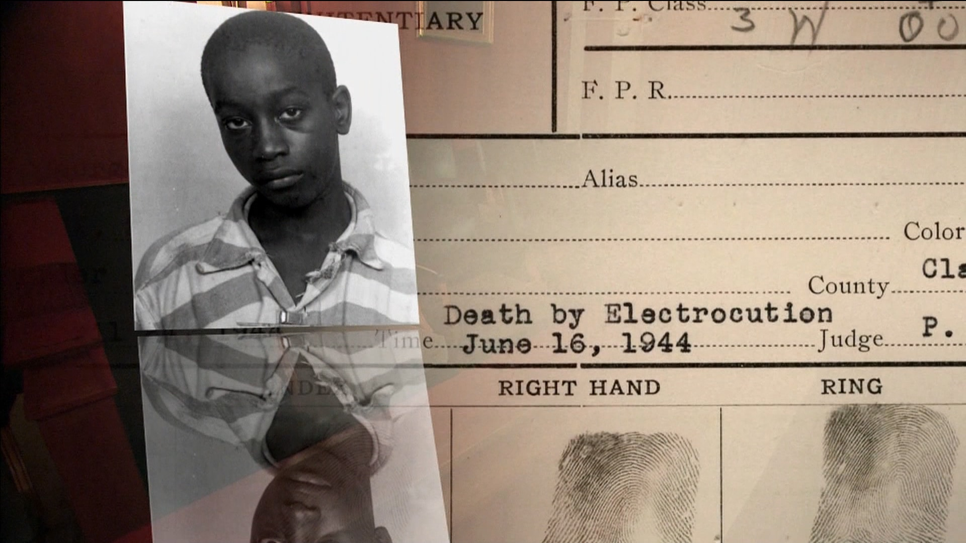 14 Year Old Boy Executed 70 Years Ago Have Been Exonerated