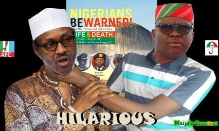 Ayo Fayose on Buhari