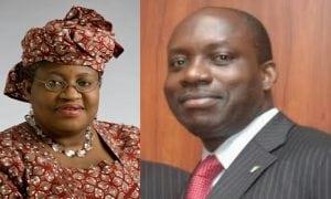 Charles Soludo and Ngozi Okonjo Iwela