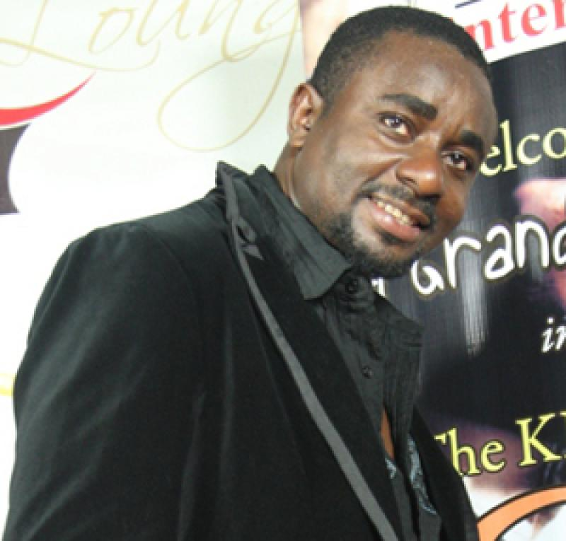 Nollywood actor Emeka Ike