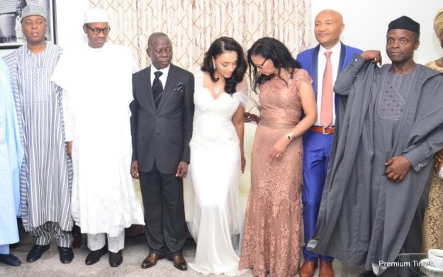 Oshiomole Remarried