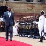 pierre nkurunziza parade