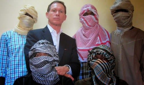 Australian negotiator, Dr. Stephen Davis, and Boko Haram