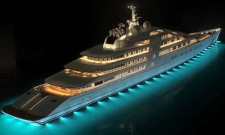 Roman Abramovich's world most expensive yacht