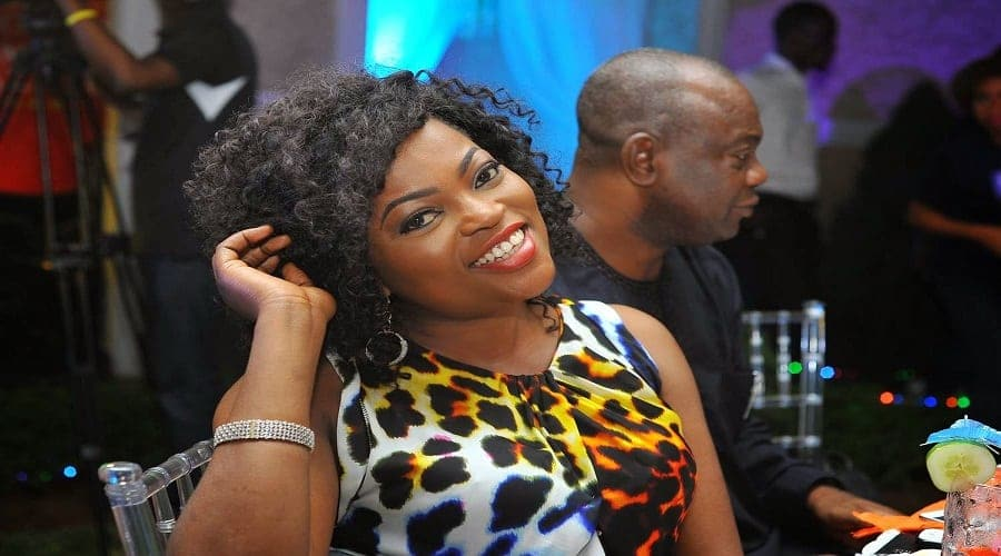 Funke Akindele one of the Richest Nigerian actresses