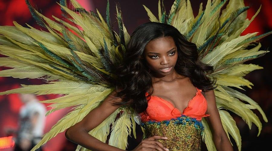 Maria Borges, Angola Model
