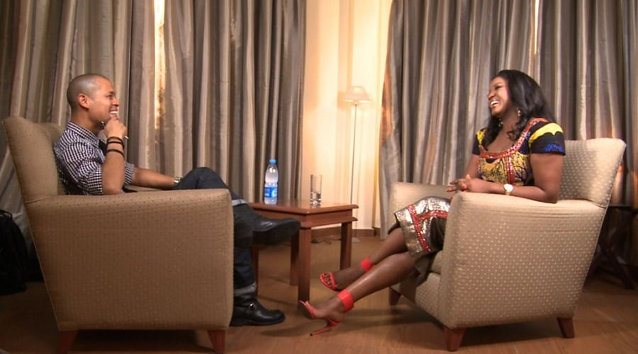 Omotola CNN Interview