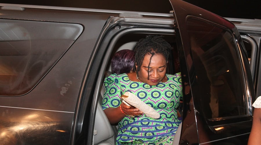 Patience Ozokwor Cars