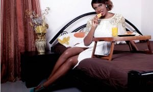 Chika Ike is one of the richest Nigerian Nollywood actresses