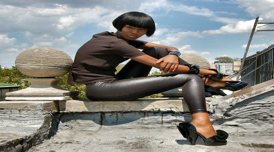 Fatima Siad for Style Bermuda