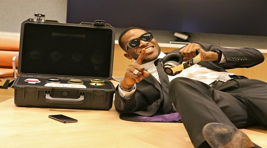 Dbanj net worth is millions