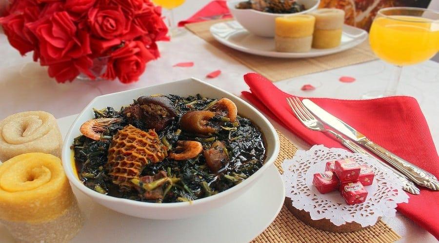 List Of Nigerian Foods