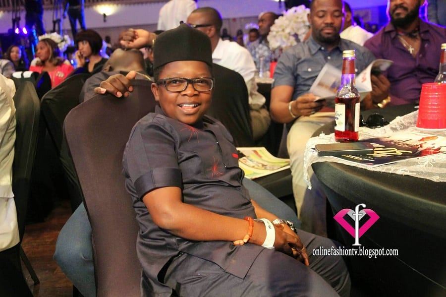 Chinedu Ikedieze at IGOS Live Stage Comedy