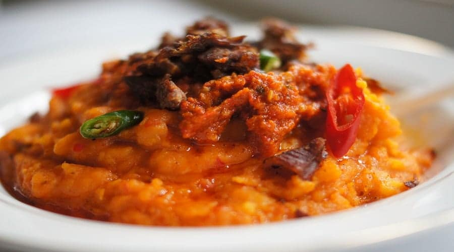 Cocoyam Porridge / Pottage