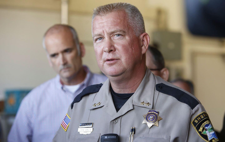 The Oregon Sheriff