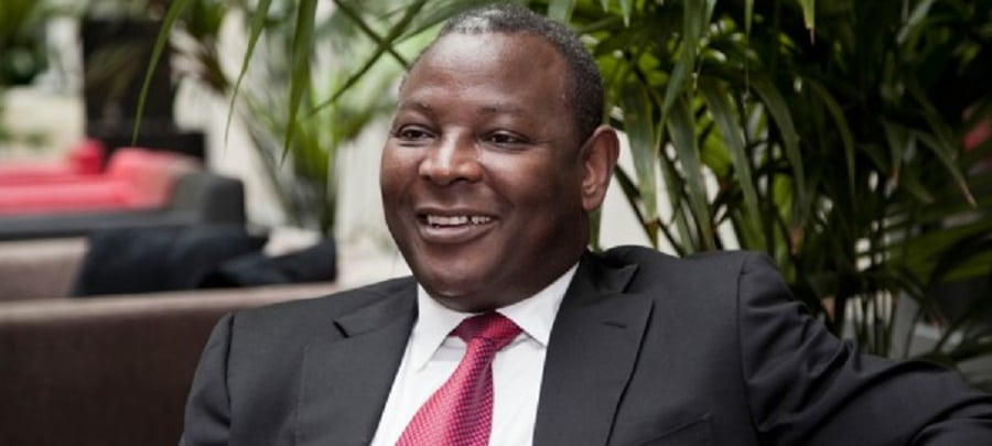 James Mwangi, Group Mananging Director & Group CEO Equity Group Holdings Limited | Photo credit: kenyayetu.net