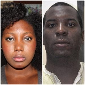 Lotanna Igwe-Odunze and her accused rapist, Mustapha Audu | Photo: That1960Chick