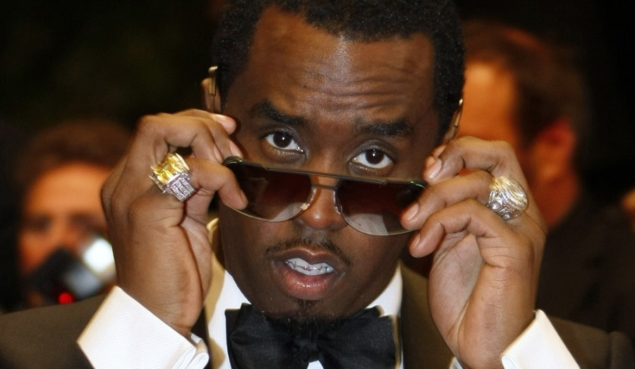 P.Diddy looking stylish |Photo credit: Parismatch.com