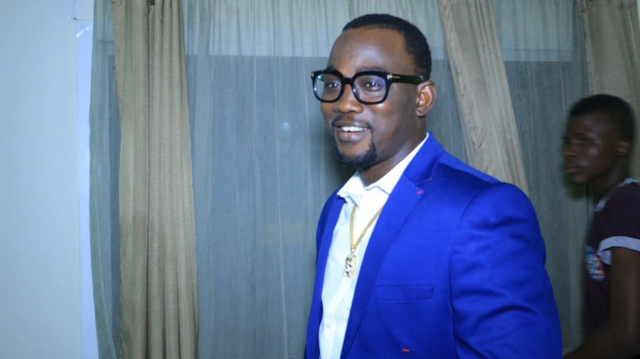 Pasuma Wonder is the most contemporary of all the Yoruba Fuji musicians | Photo credit: Goldmyne