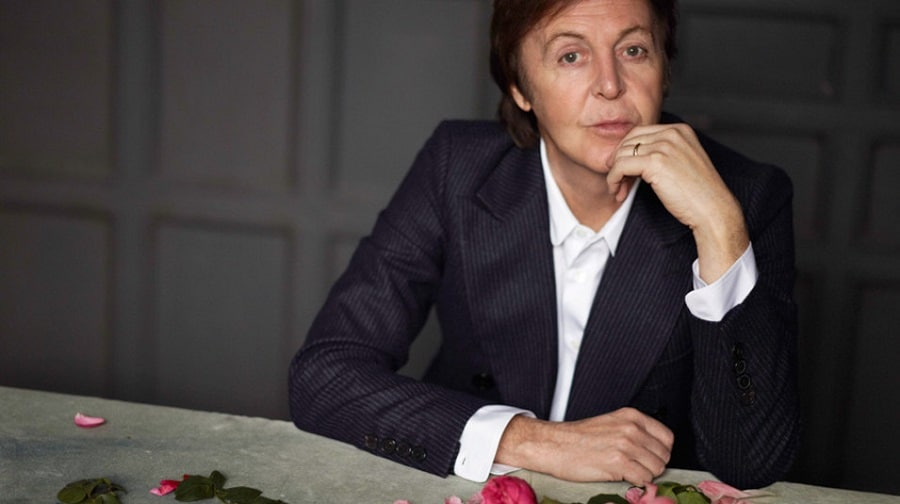 Paul McCartney, the richest musician in the world |Photo credit: Nme.com