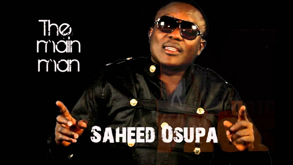 Saheed Osupa regarded as the main man by his fans | Photo credit: YouTube