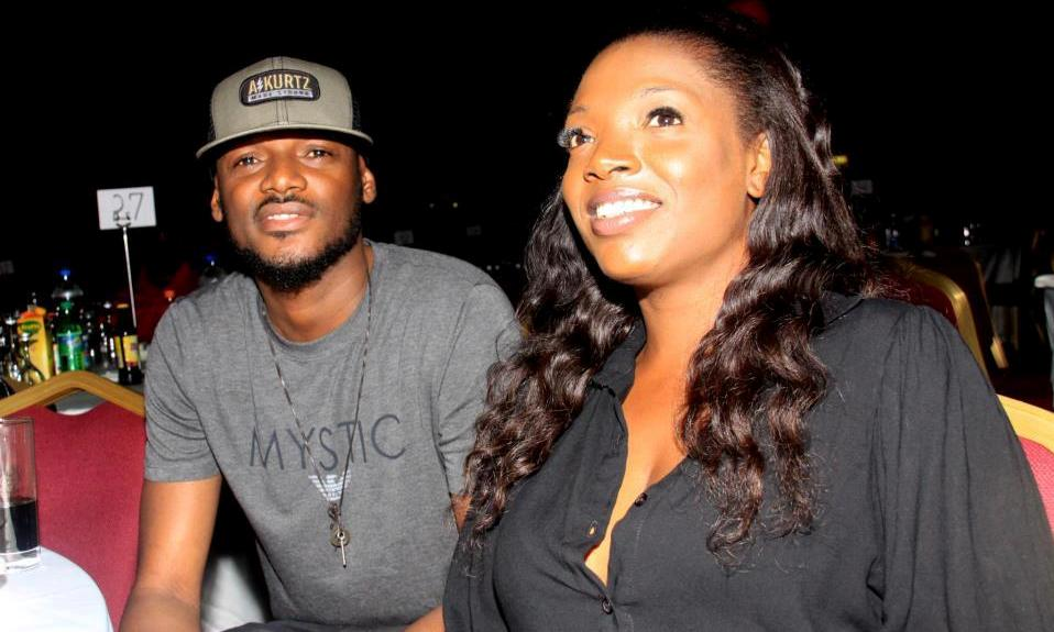 TuFace Idibia and wife, Annie Macaulay Idibia attending a show in Eko Hotel. They have been together for years | Constative.com