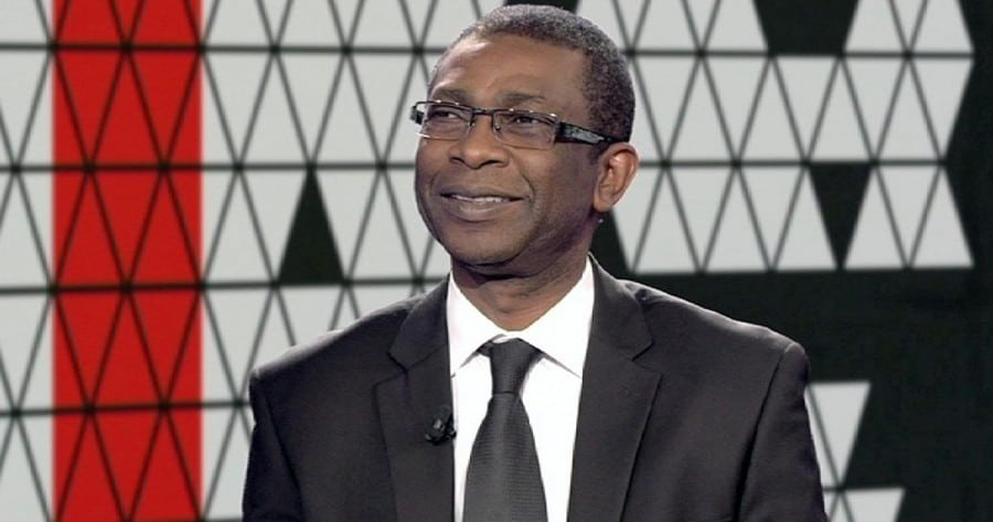 Youssou N'Dour in an interview with I-Talk | Photo credit: Euronews.com