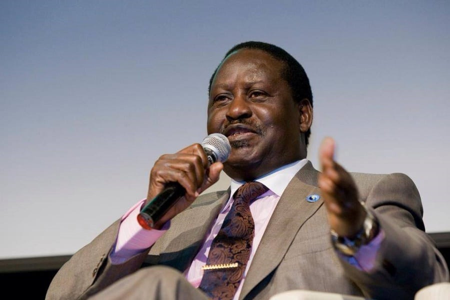 Raila Odinga | Photo credit: Kenya-today.com