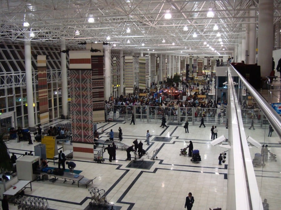 Top 10 Best International Airports In Africa | Constative.com