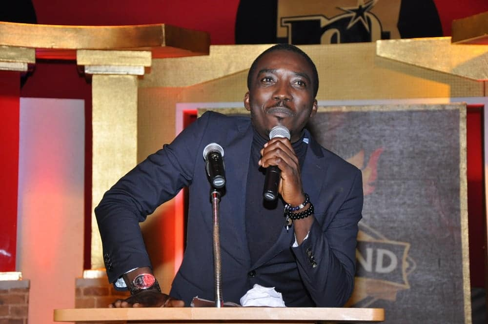 Bovi Ugboma popularly referred to simply as Bovi is a spectacular Nigerian comedian and writer. He has featured in many comedy shows