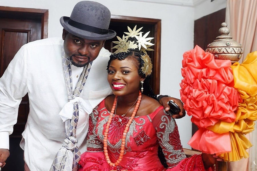 Image result for efik traditional wedding attire