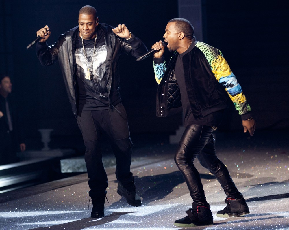 jay z and kanye west friends or enemies. Black Bedroom Furniture Sets. Home Design Ideas