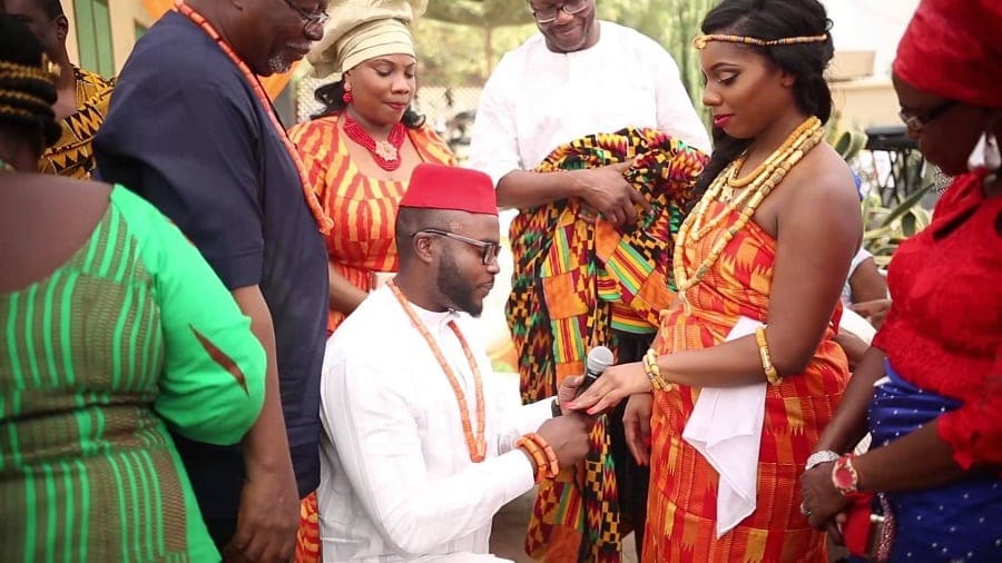 Traditional marriage in Ghana - Traditional Marriage