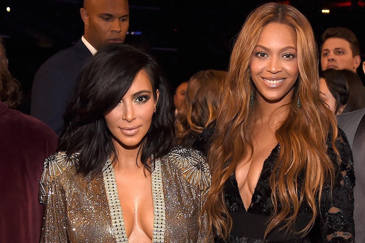 Beyonce And Kim Kardashian Friends Or Enemies