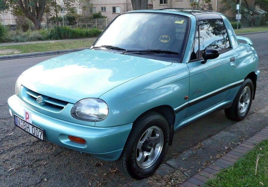 Suzuki X-90 | Image:gamefaqs.com
