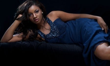 Omotola Jalade Ekeinde, one of the most beautiful Nigerian actresses