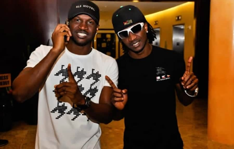 P-Square is from which state in Nigeria?