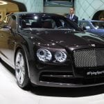 2016 Bentley Flying Spur one of the most expensive cars