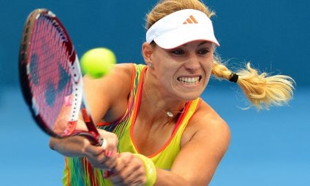 Angelique Kerber win her first ever Grand Slam