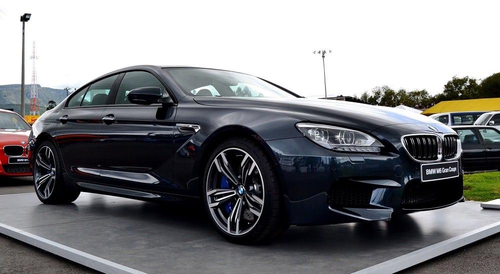 BMW M6 Gran Coupe 2016