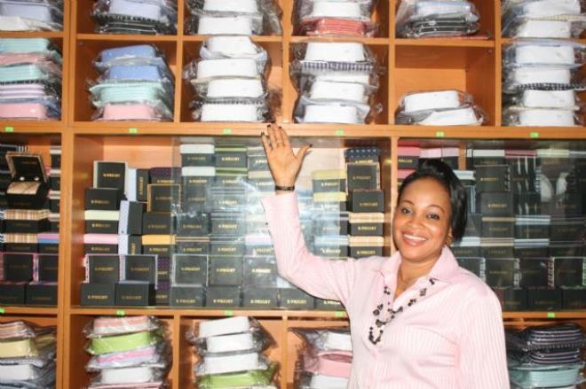 Bukky Wright boutique at the Plazaville, Awolowo Way, Ikeja by Allen Roundabout, Ikeja