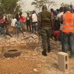 Three dead bodies found in a Enugu church foundation
