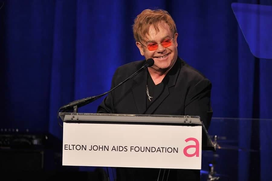 Elton John AIDS Foundation announces more than $3.2 million in Grants | Photo credit: queermeup.com