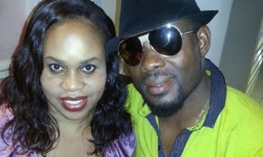 Emeka Enyiocha and wife Stella Ugorji