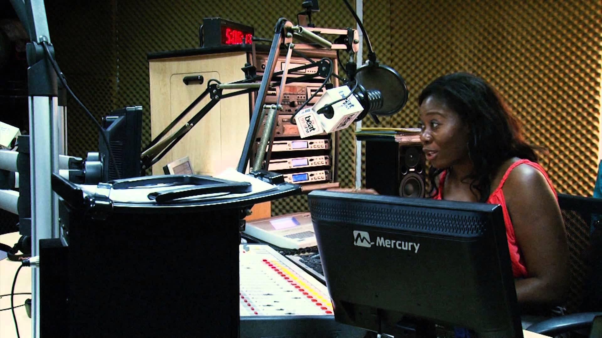 GBEMI OLATERU OLAGBEGI ON THE BEAT99.9FM SHARING DO'S AND DON'TS, HOW RADIO WORKS